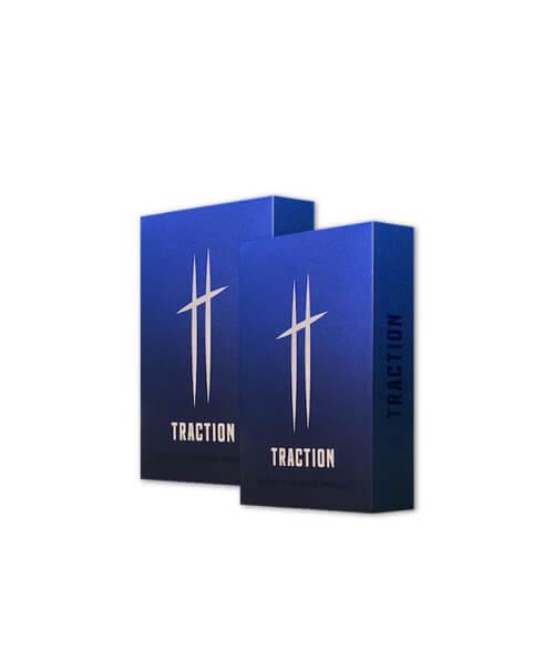 TRACTION 4 แคปซูล X 2 กล่อง