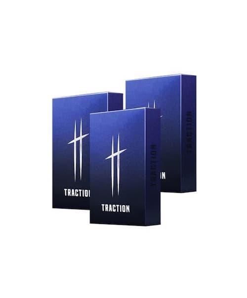 TRACTION 4 แคปซูล X 3 กล่อง
