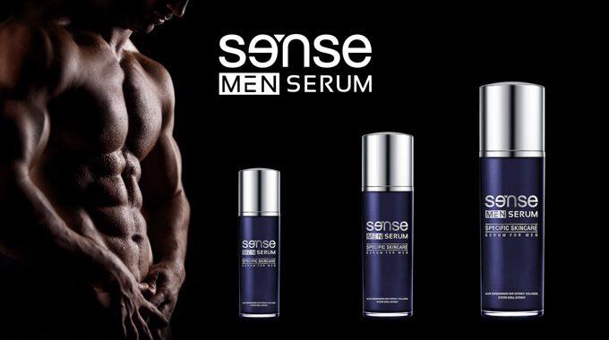 รีวิว!! วิธีใช้ Sense Men Serum ที่ถูกต้อง ดีจริงไหม?