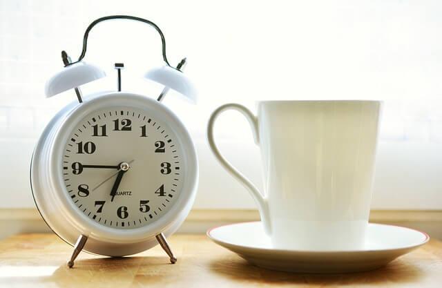 นอนให้เป็นเวลาและตื่นให้เป็นเวลา
