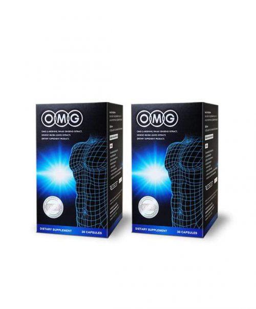 OMG 30 แคปซูล X 2 กล่อง