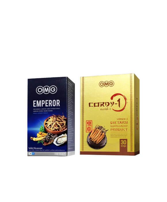 emperor + cordy 30 cap