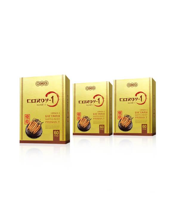 cordy-1 3 กล่อง
